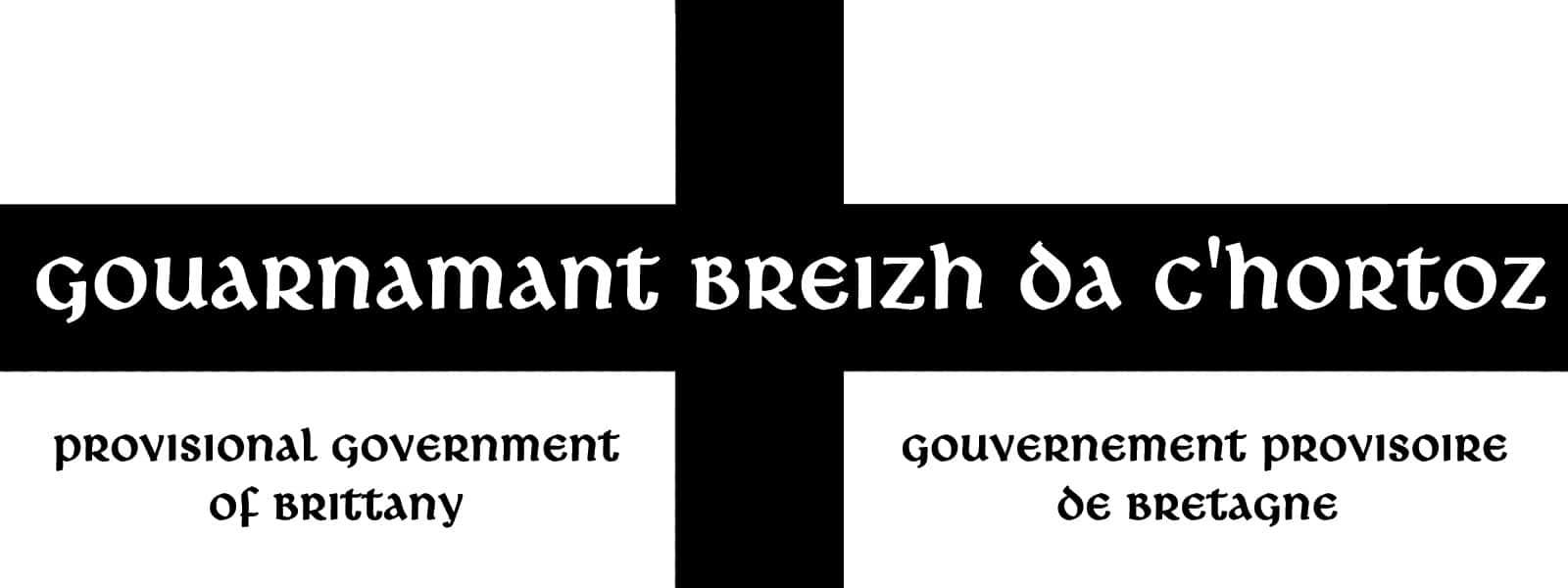 Gouvernement provisoire de Bretagne en exil