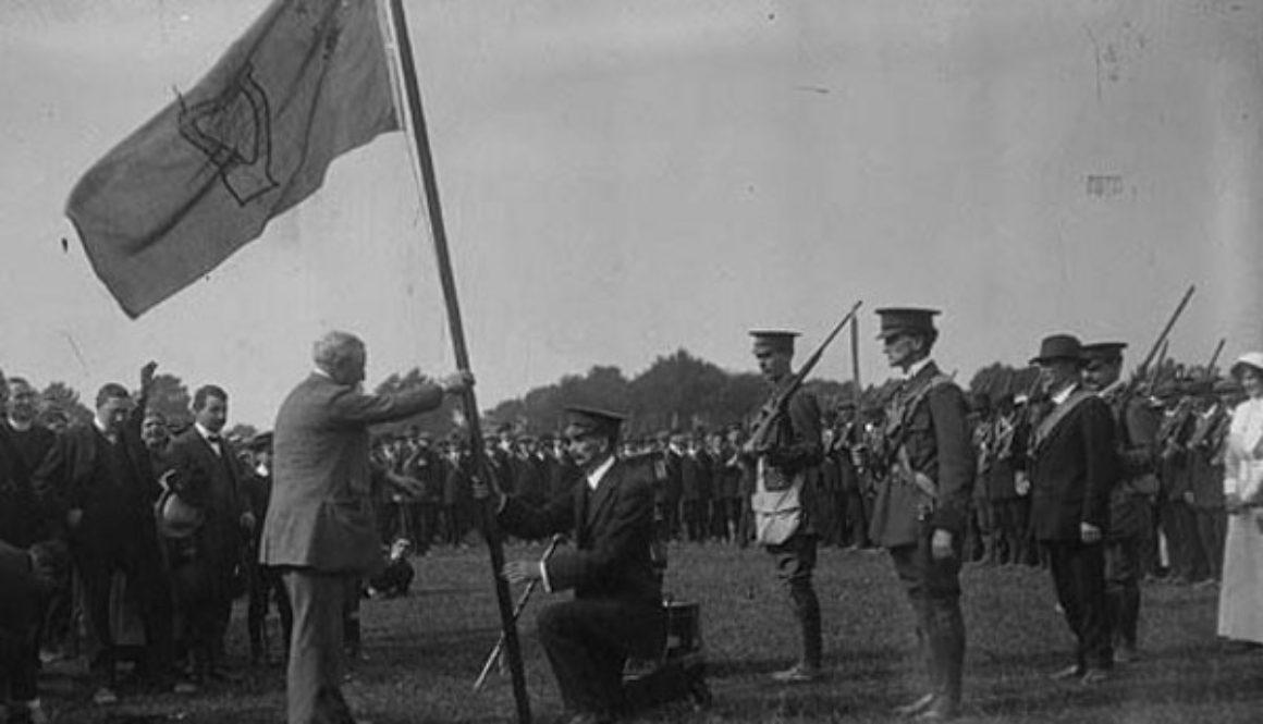 Depuis 1916, l'Irlande a influencé la Bretagne