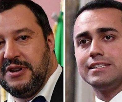 Objectif: la marche sur Bruxelles. Le salut passe peut-être par l'Europe de Salvini